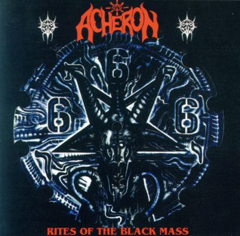 Acheron-Rites Of The Black Mass-1992
