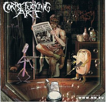 Corpsefucking Art-War Of The Toilet Gear-2005
