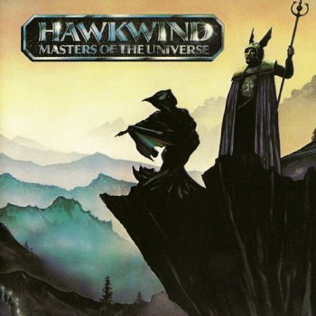 Hawkwind - Masters Of The Universe (EMI / Fame Records 1989) 1977