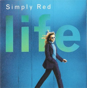 Simply Red - Life (East West Records) 1995