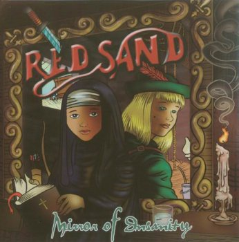 RED SAND - MIRROR OF INSANITY - 2004