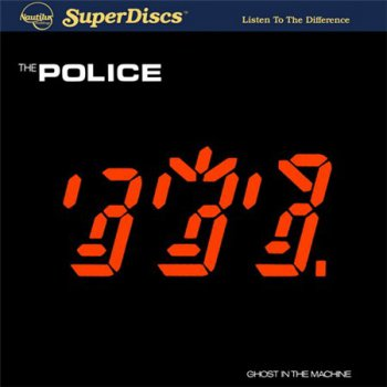 The Police - Ghost In The Machine (Nautilus SuperDiscs LP VinylRip 24/96) 1981