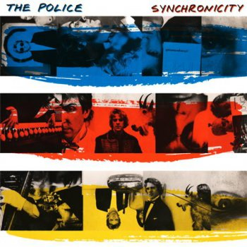 The Police - Synchronicity (A&M Records LP VinylRip 24/96) 1983