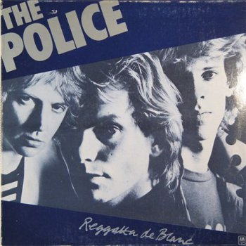 "The Police - Regatta de Blanc (10"" 2LP Set A&M Records VinylRip 24/96) 1979"