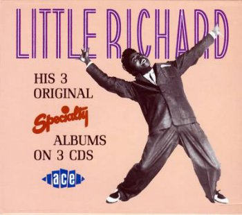 Little Richard : © 1957-59 ''His 3 Original Specialty Albums ''(3 CDS Boxed)