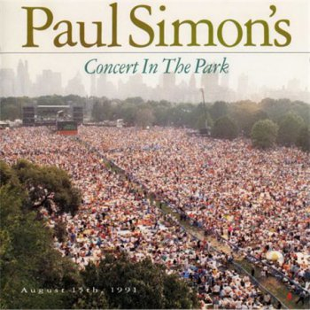 Paul Simon - Concert In The Park (2CD Warner Bros.) 1991