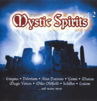 Various Artist - Mystic Spirits vol. 2 (2 СD) - 2000