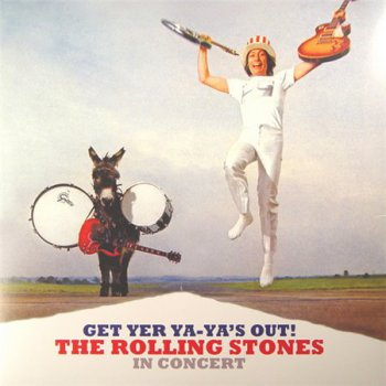 The Rolling Stones - Get Yer Ya-Ya's Out! (3LP Set ABKCO Records Super Deluxe Box 2009 VinylRip 24/96) 1970