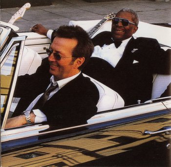 B.B. KING & ERIC CLAPTON: ©  2000  RIDING WITH THE KING (JAPAN)