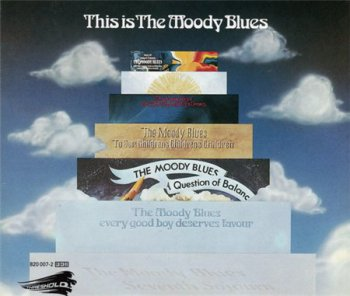 The Moody Blues - This Is The Moody Blues (2CD Decca Records 1989) 1974