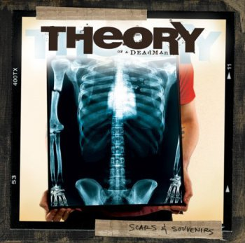 Theory Of A Deadman - Scars And Souvenirs (2008)
