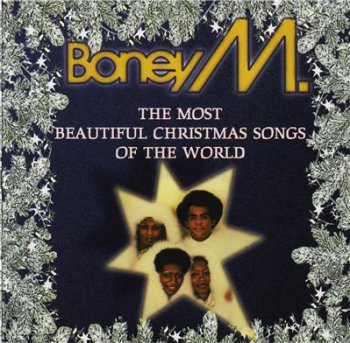 BONEY M - The Most Beautiful Christmas Songs Of The World (1992)