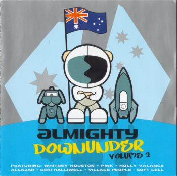 Various - Almighty Down Under Volume 2 (2CD)   2004