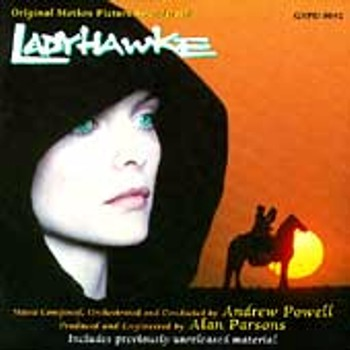 "Andrew Powell ""Ladyhawke: Original Motion Picture Soundtrack"" 1985"