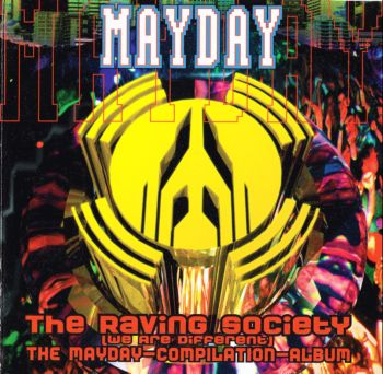 Various - Mayday - The Raving Society (We Are Different)(2CD)   1994