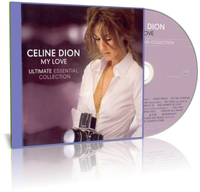 Celine Dion - My Love (2CD, Ultimate Essential Collection) - 2008