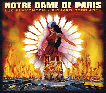 Notre Dame de Paris - Musical (1998) Live Integrale (2 cd)