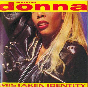 Donna Summer-Mistaken identity 1991