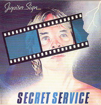 Secret Service-Jupiter sign 1984