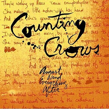 COUNTING CROWS - August & Everything After 1993