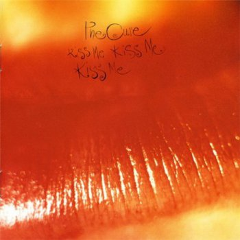 The Cure - Kiss Me Kiss Me Kiss Me (2LP Set Polydor GER VinylRip 24/96) 1987