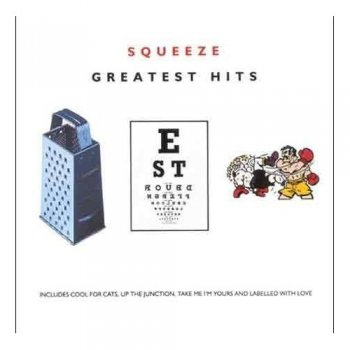Squeeze - Greatest Hits 1992
