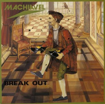 MACHIAVEL - BREAK OUT - 1981