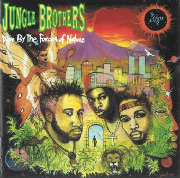 Jungle Brothers-Done by the Forces of Nature 1989