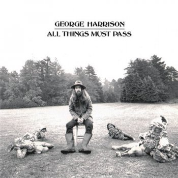 George Harrison - All Things Must Pass (3LP Set Apple / Toshiba Red Vinyl 1971 VinylRip 24/96) 1970