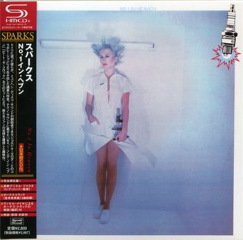 Sparks - No. 1 In Heaven (Imperial Japan Remaster SHM-CD 2009) 1979