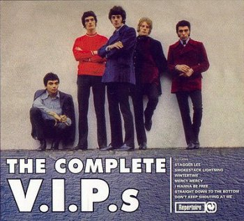 "The V.I.P.'s ""The Complete V.I.P.'s"" 2006 (REPUK 1088) (2CD)"