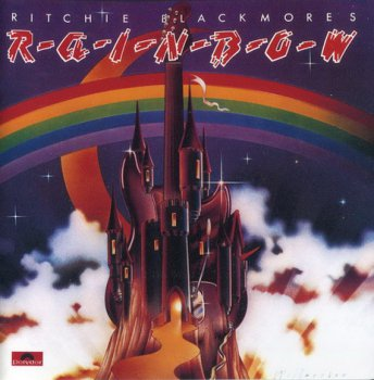 RITCHIE BLACKMORE'S RAINBOW: ©  1975  (JAPAN 3-rd PRESS (POCP-2289))