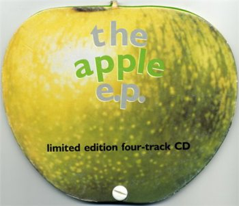 Various Artists - The Apple E.P. (Apple / EMI UK Limited Edition) 1991