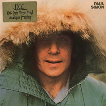 Paul Simon - Paul Simon (DCC Records Audiophile LP 1998 VinylRip 24/96) 1972
