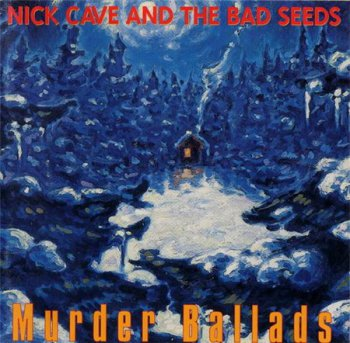 Nick Cave And The Bad Seeds - Murder Ballads (Mute Records NL + FR) 1996