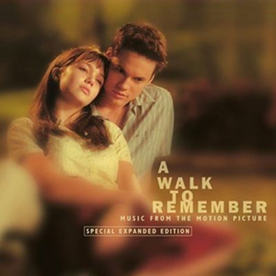 A Walk To Remember — I Dare You To Move Lyrics