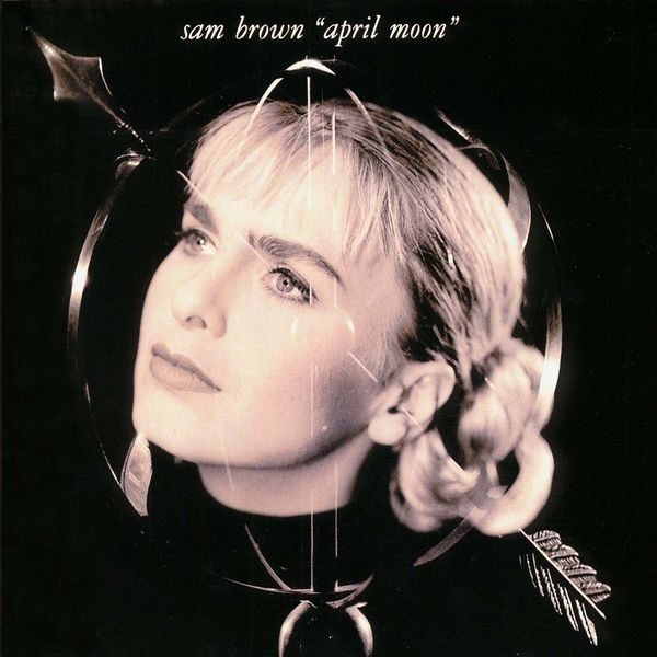 Sam Brown - April Moon 1990 - 1266069964_front