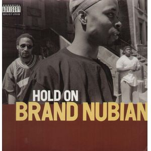 Brand Nubian-Hold On (Single) 1994