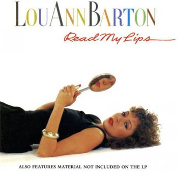 Lou Ann Barton - Read My Lips (Antone's Records 1990) 1989
