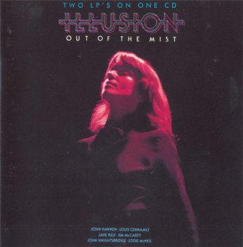 Illusion - Out Of The Mist 1976 / Illusion 1977 (Edsel Records) 1994