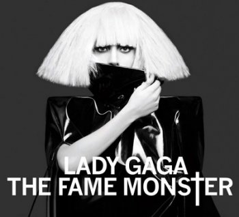 Lady GaGa - The Fame Monster (Single Disc Edition) (2009)