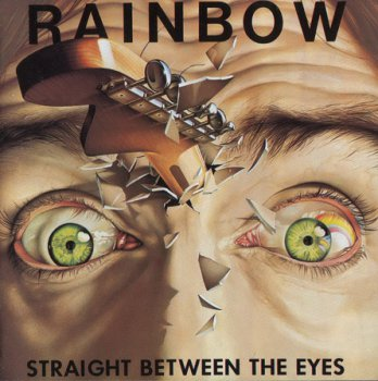 RAINBOW: ©  1982  STRAIGHT BETWEEN THE EYES (JAPAN 3-rd PRESS (POCP-2295))