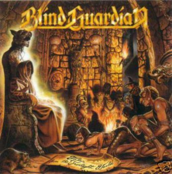 Blind Guardian - Tales From The Twilight World - 1990 (Vinyl Rip 16/48)