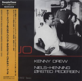 Kenny Drew Trio - If You Could See Me Now (SteepleChase Japan MiniLP CD 2002) 1974
