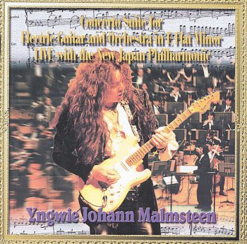 Yngwie J. Malmsteen - Concerto Suite For Electric Guitar And Orchestra In E Flat Minor Live With The New Japan Philharmonic (2002)