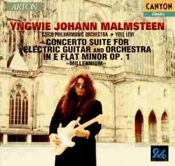 Yngwie J. Malmsteen - Concerto Suite for Electric Guitar and Orchestra in E Flat minor Op. 1 (1998)