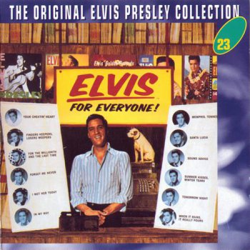 The Original Elvis Presley Collection : © 1965 ''Elvis For Everyone!'' (50CD's)