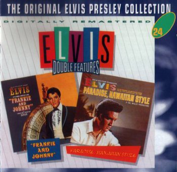 The Original Elvis Presley Collection : © 1994 ''Elvis Double Features'' (Frankie and Johnny & Paradise, Hawaiian Style) (50CD's)