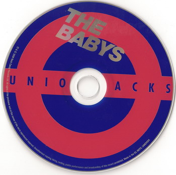 The Babys © - 1980 Union Jacks