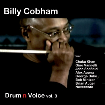 Billy Cobham - Drum n Voice 3 (2009)